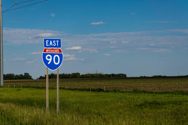 Interstate 90 East – Foto