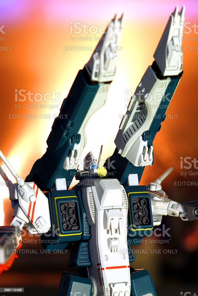 Interstellar Ship stock photo