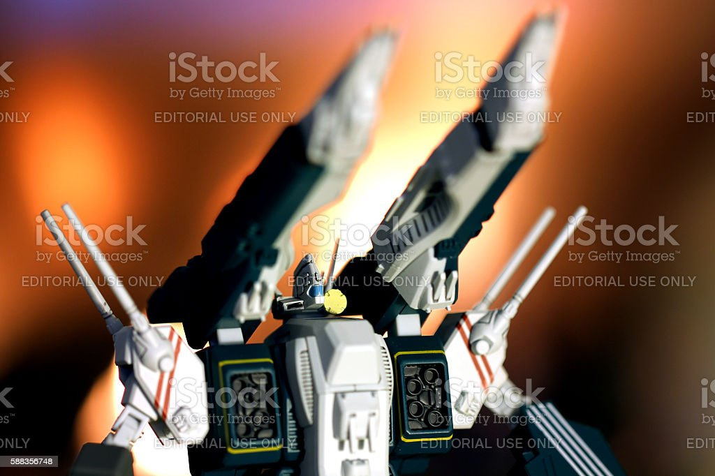 Interstellar War stock photo