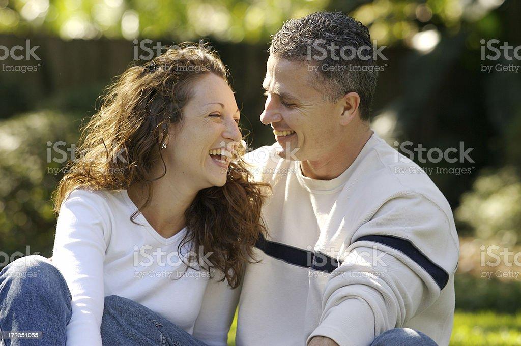 Intimacy royalty-free stock photo