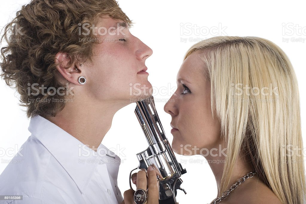 Intimate Homicide Series royalty-free stock photo