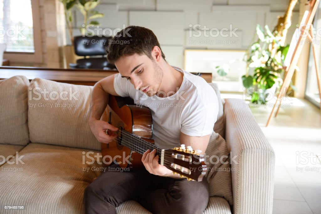 inventing new melody royalty-free stock photo