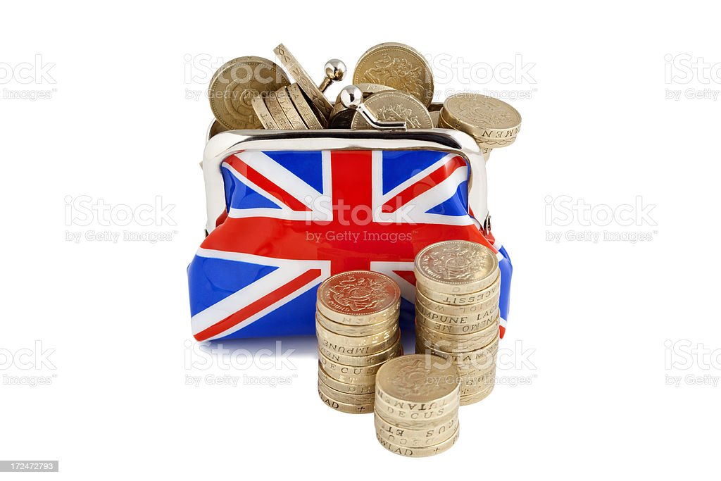 Invest in Britain stock photo