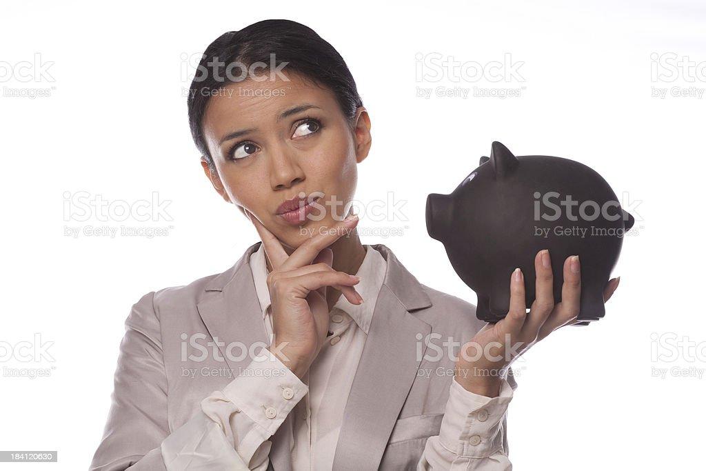 Invest savings royalty-free stock photo