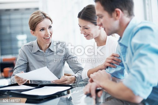 istock Invest with the best 526149707