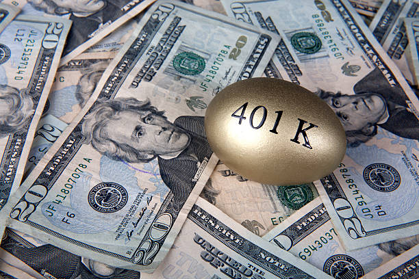 Investing in your retirement Investing in your retirement 401k stock pictures, royalty-free photos & images