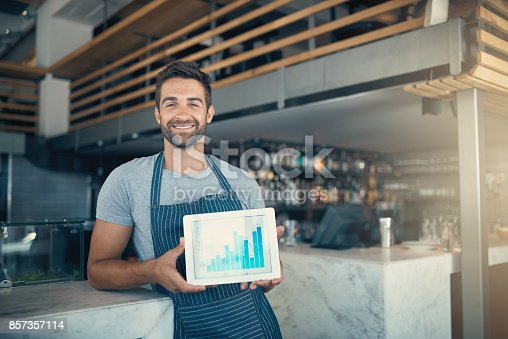 istock Investing your passion pays off 857357114