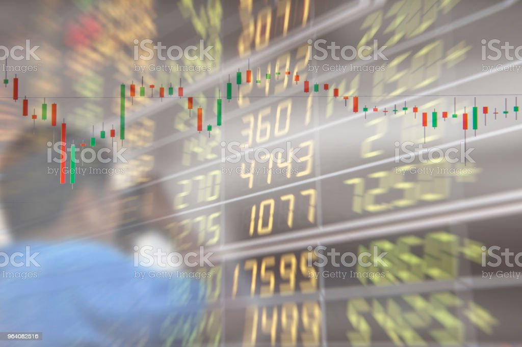 Investment Analysts Background Backgrounds Wallpaper - Royalty-free Adult Stock Photo
