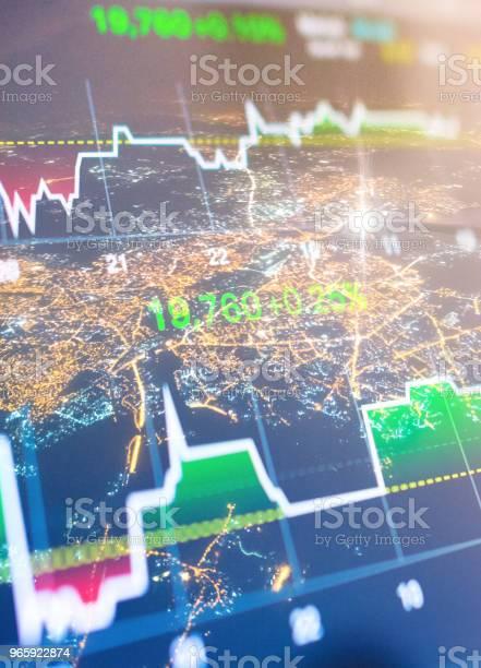 Investment And Financial Theme With Panoramic View Of Mumbai Financial Capital Of India - Fotografias de stock e mais imagens de Ao Ar Livre