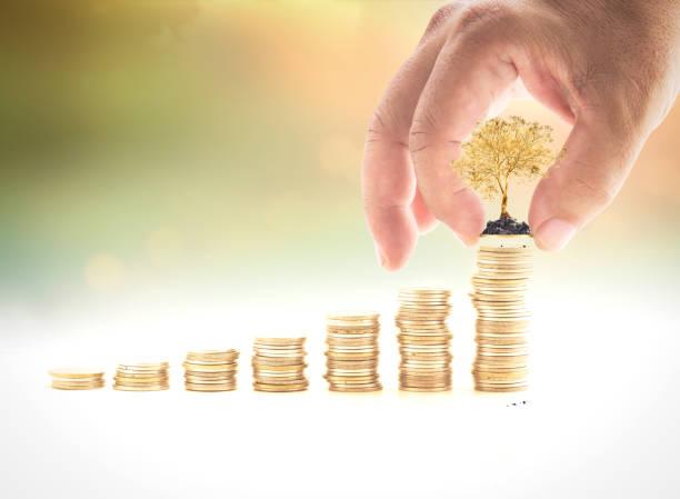 investitionen konzept - gott sei dank stock-fotos und bilder