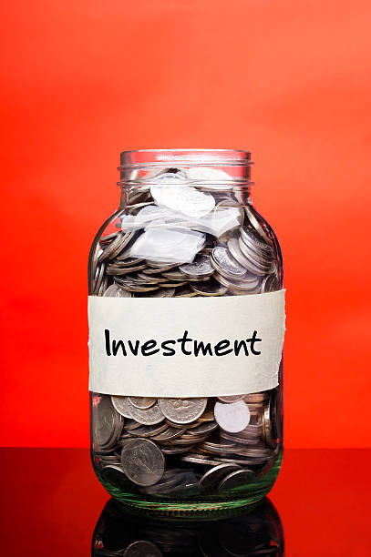 Investment - Financial Concept stock photo