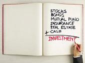 istock Investment Formula 456608911