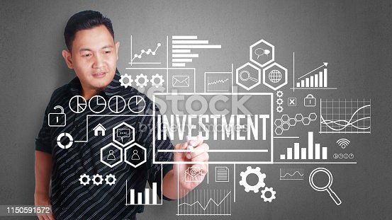 istock Investment in Business Concept 1150591572