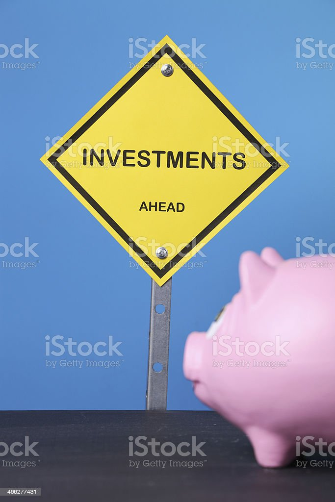 Investment Opportunities royalty-free stock photo