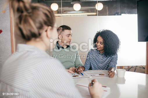 689401592 istock photo Investment options 913439160