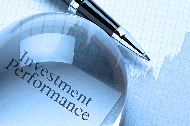 Investment Performance stock photo