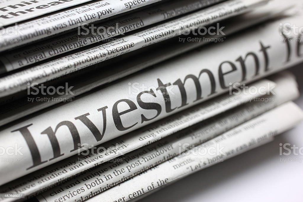 Investitionen – Foto