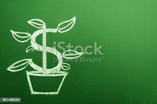 istock Investment 607489254