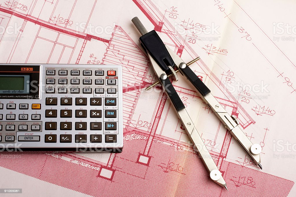Investment Planning royalty-free stock photo