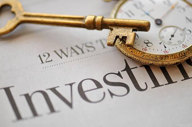 Investment Success stock photo