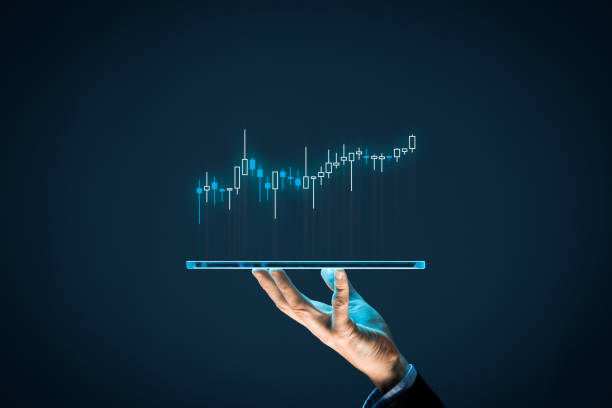 Investor and trader concept stock photo