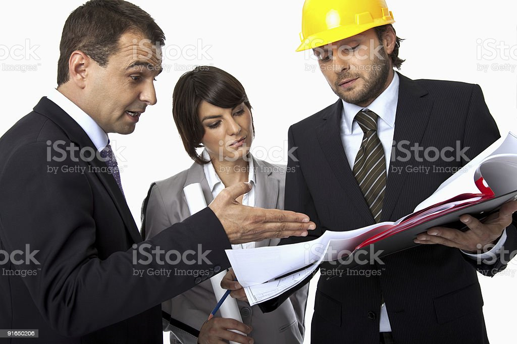 investor is angry royalty-free stock photo