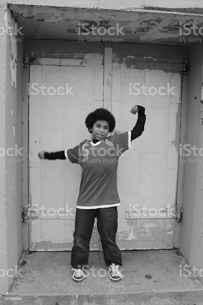 Invincible royalty-free stock photo
