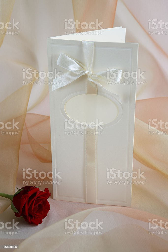 invitation card 26 royalty-free stock photo