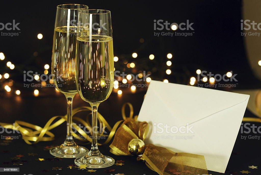 invitation royalty-free stock photo