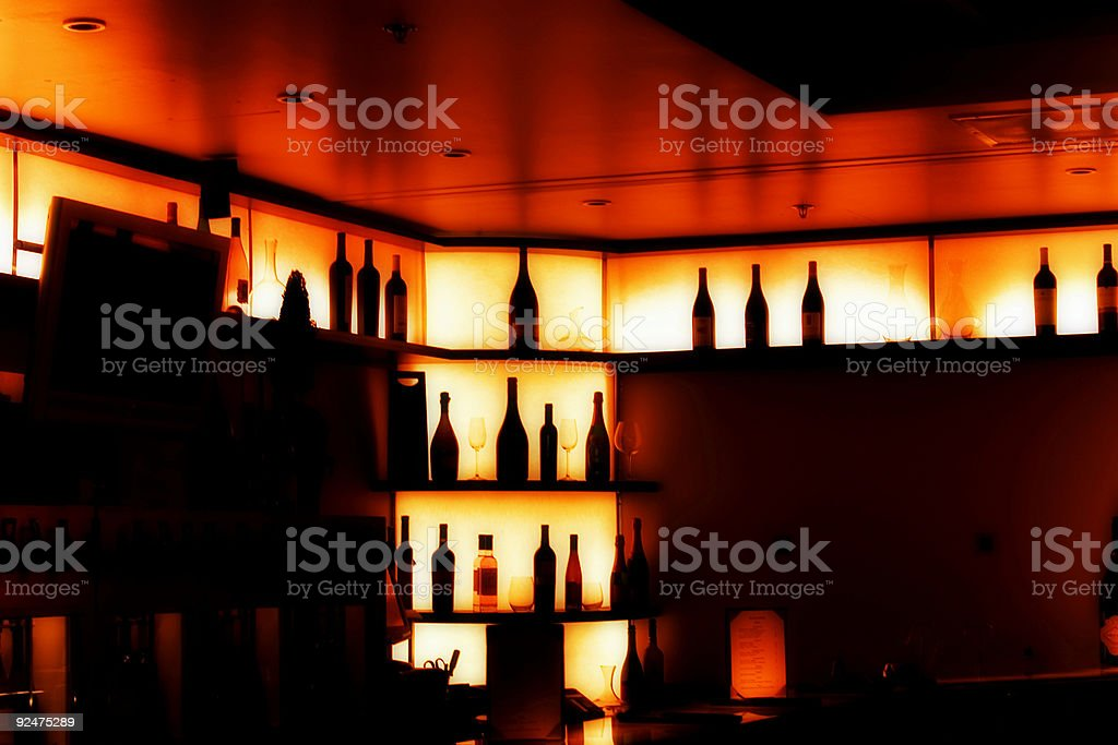 Inviting Atmosphere royalty-free stock photo