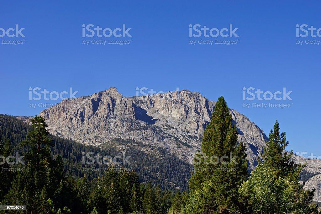 Inyo NF Peak stock photo