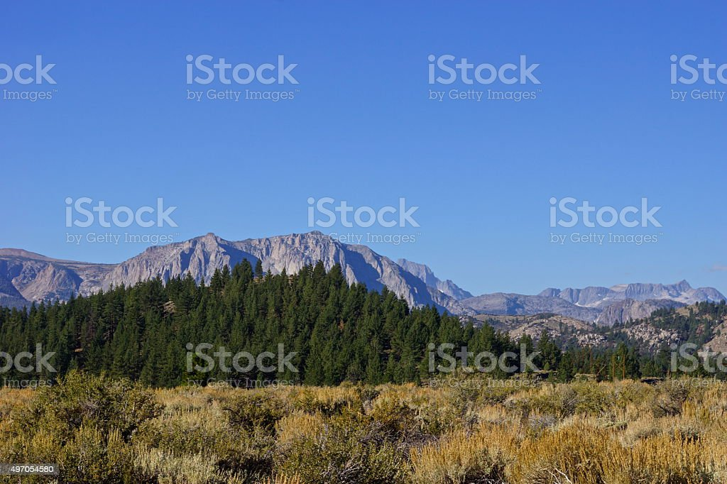 Inyo NF Rugged stock photo