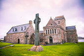 istock Iona Abbey 492444597