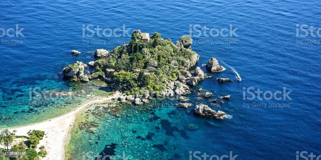 Ionisches Meer bei Taormina – Foto
