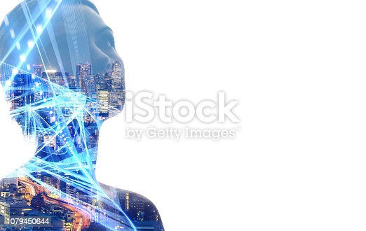1054574034istockphoto IoT(Internet of Things) concept. 1079450644
