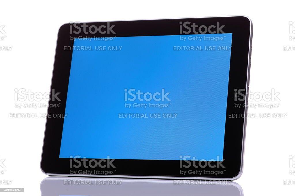 iPad stock photo