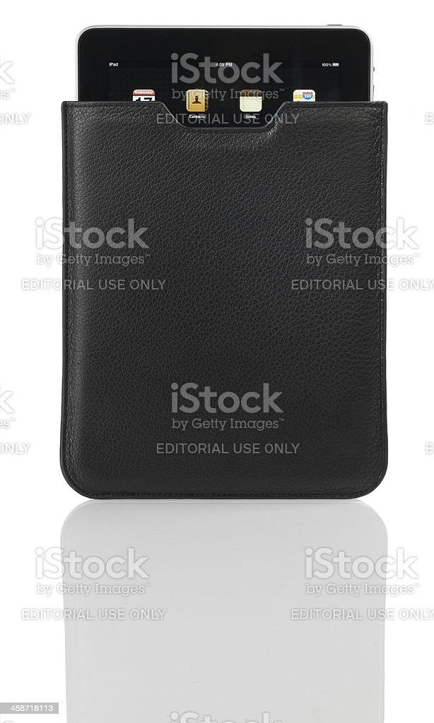 iPad Tablet royalty-free stock photo