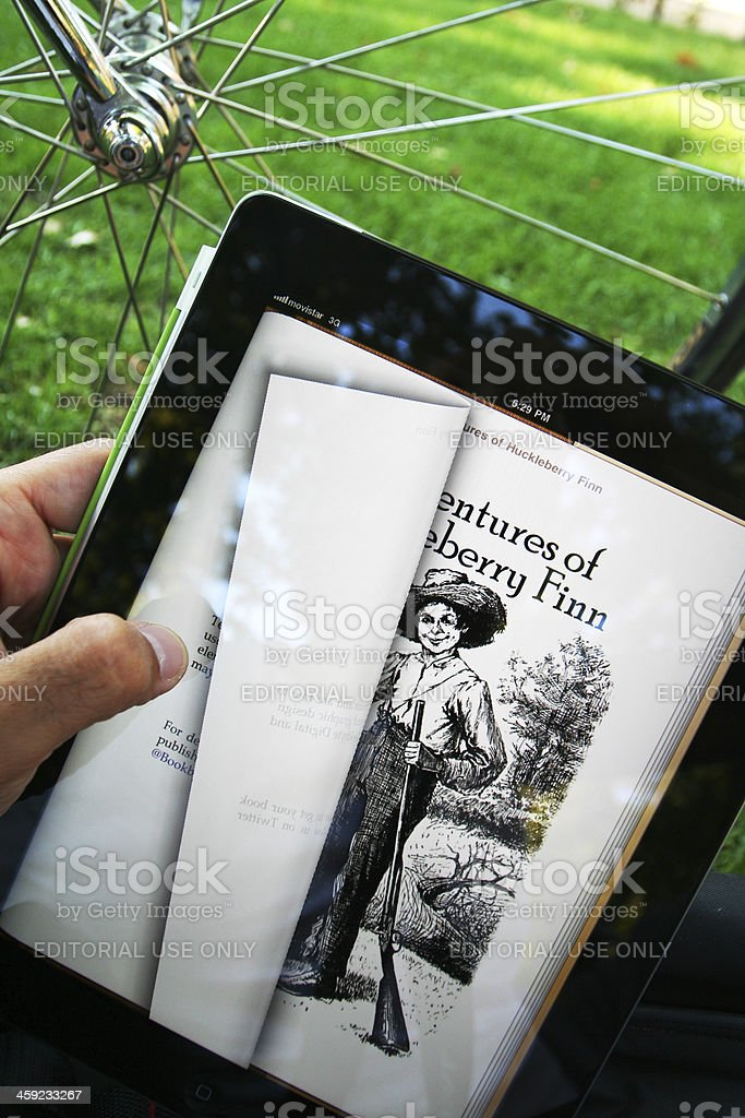 iPad2 royalty-free stock photo