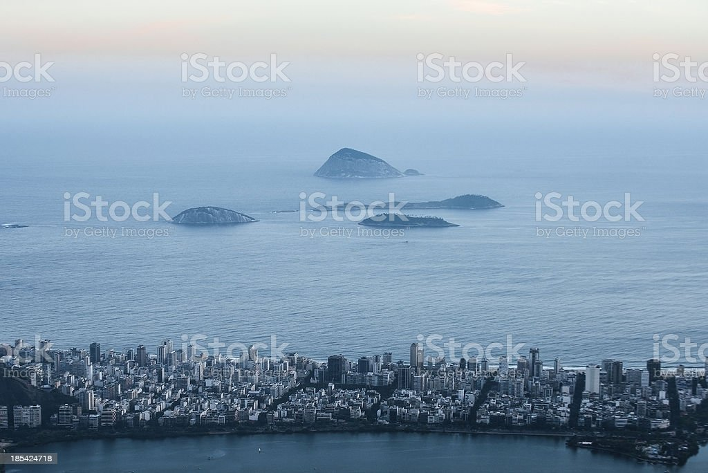 Ipanema, Rio de Janeiro, Brazil royalty-free stock photo