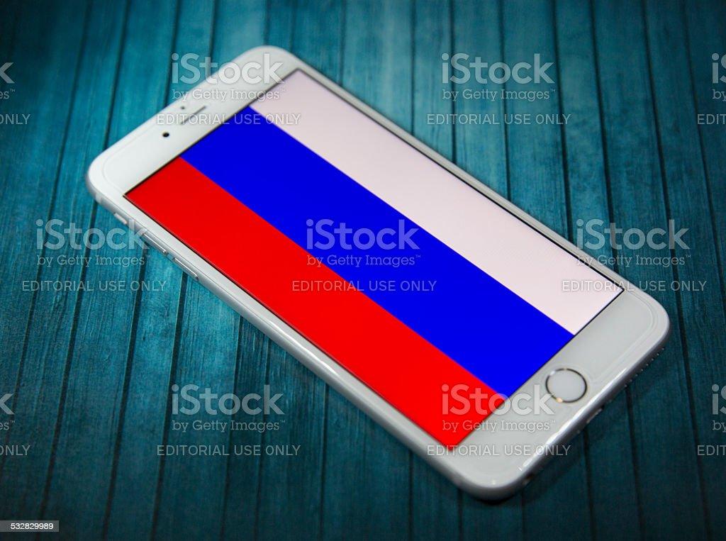 iphone 6 plus stock photo