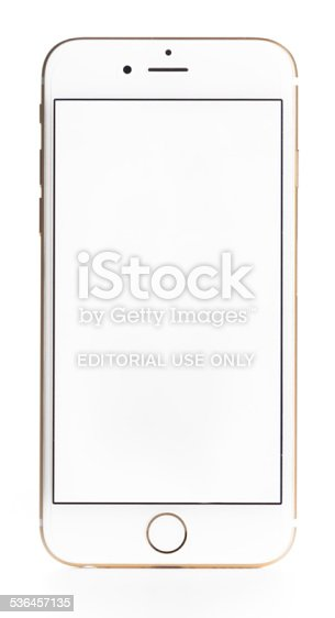iphone blank screen iphone 6 with a blank screen stock photo amp more pictures 11653