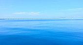 IrabuOhashi as seen from the sea