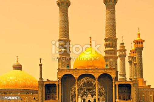 Fatimah al-Ma'sūmah Shrine in Qom, Iranhttp://www.pixelplusphoto.com/iran.jpg