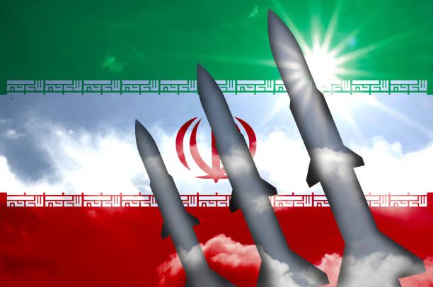 Iran rocket – zdjęcie