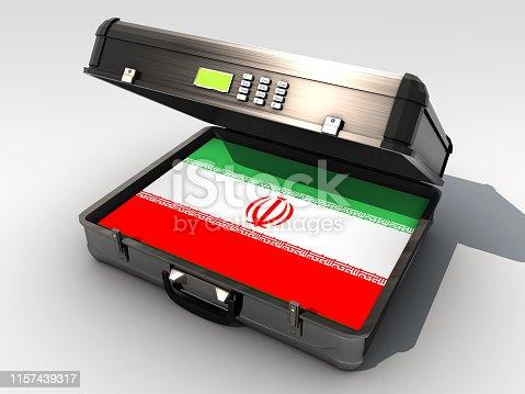 istock Iran Strategy of USA 1157439317