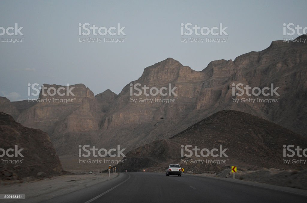 Iran, Yazd stock photo