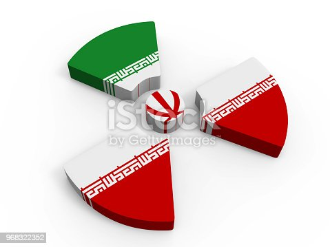 istock Iranian Nuclear Deal and the USA 968322352