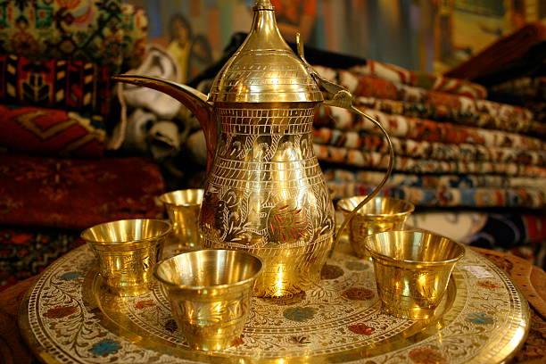 Irakische-Teekanne – Foto