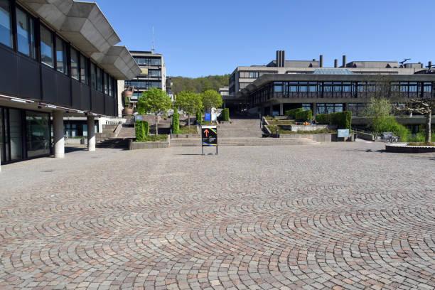 Irchel Campus stock photo