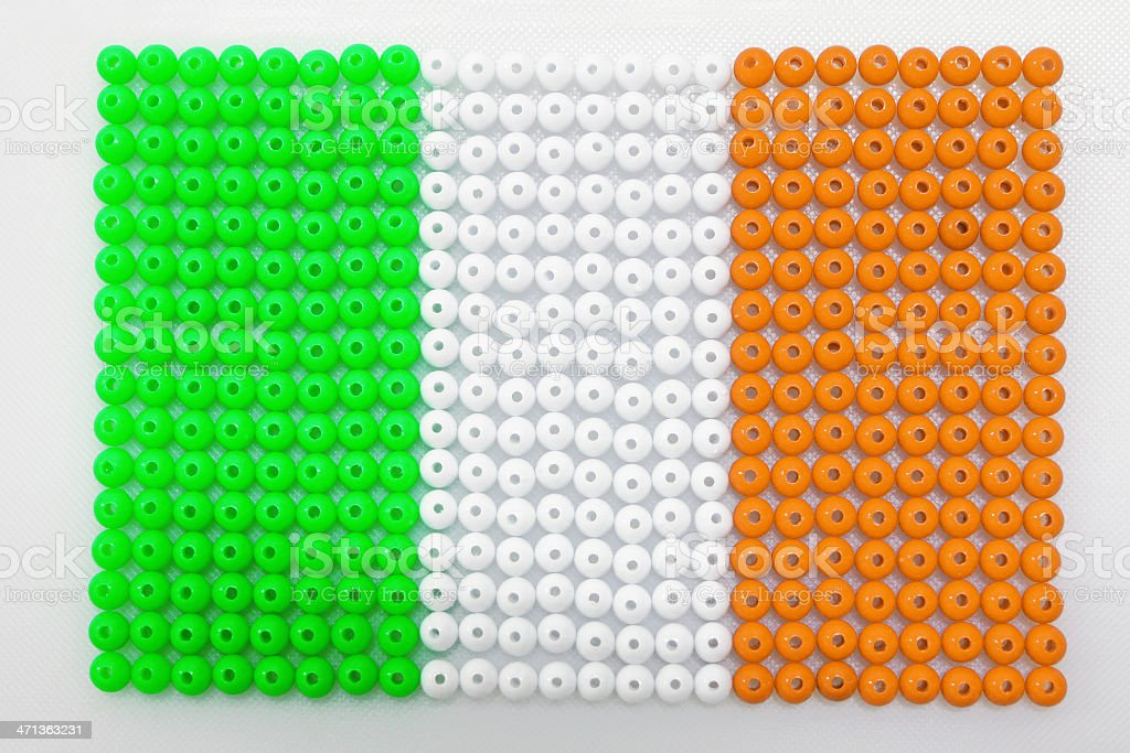 Ireland Flag royalty-free stock photo